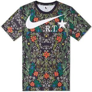 Nike Nikelab x Riccardo Tisci Floral Print T-Shirt